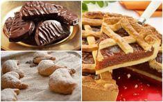 5 Νηστίσιμα γλυκά που πρέπει να δοκιμάσεις! | ediva.gr Greek Desserts, Pastry Cake, Vegan Sweets, Sweet Recipes, Dairy Free, Waffles, Dessert Recipes, Food And Drink, Cooking Recipes