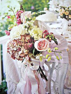 The Bouquet Very Shabby Chic