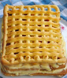 Лакомый торт «Тропиканка»: летний десерт, от которого невозможно оторваться | Новость | Всеукраинская ассоциация пенсионеров