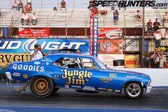 Jungle Jim's 69 Chevy Nova funny car