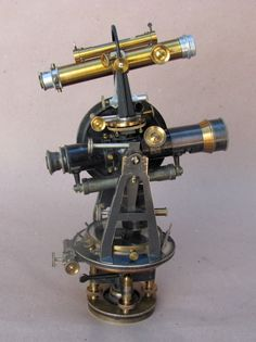 Fauth & Co. Solar Transit w/ George Saegmuller Solar Attachment
