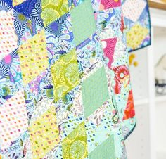 Catnip Quilt Kit<BR>Featuring Tabby Road by Tula Pink | Quilting ... : tula pink quilt kits - Adamdwight.com