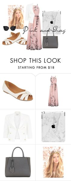 """""""sunday best #23"""" by natasha-stroud on Polyvore featuring GC Shoes, Relish, Fendi and Quay"""