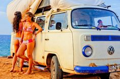 The perfect summer day! #Volkswagen #RoadTrip #Adventure #Wanderlust