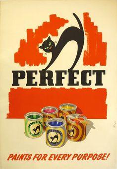 Affiche ancienne Rajli 1940