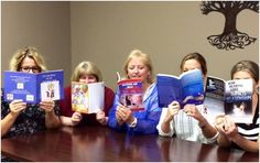 Oaktree Products has the right reading material for Better Speech and Hearing Month! #OaktreeProps #May15