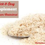 A Quick And Easy Supplement To Lower Cholesterol