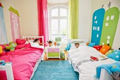 dormitorios pintados en dos colores - Buscar con Google