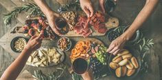 Wine Me Dine Me | Houston | Catering and Personal Chef Wine Dinner, Personal Chef, Rustic Table, No Cook Meals, Wine Recipes, Healthy Choices, Catering, Snacks, Cooking