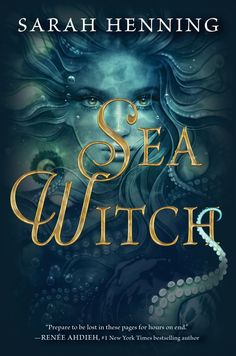 #CoverReveal Sea Witch by Sarah Henning