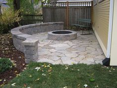 Pond & Fire Pit Features | digrightin