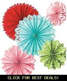 Review## Martha Stewart Crafts Modern Festive Paper Flowers by grantarmida