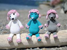Presto The Poodle By Candice Bledsoe - Free Crochet Pattern - (skacelknitting)