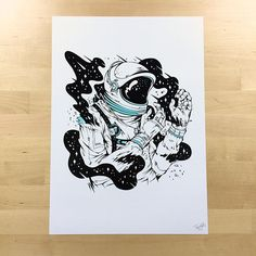 Rough Space (prints) on Behance