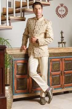 Wearing the correct dress for any occasion is a matter of good manners !! #sanjay #textile #store #menswear #suits #best #showroom #in #jaipur #sherwani #kurta #designersuits #jackets  Visit your nearest Sanjay Stores in Jaipur :- - Paanch Batti, M.I. Road 0141-4040741  - Opp. Sanghi Farm, Tonk Road 0141-2720731 - Dara Market, Johari Bazar 0141-2566487