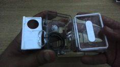 Unboxing Original Xiaomi YI Waterprof