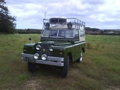 1961 Land Rover series IIa (SWB)