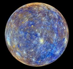 Brand new pictures taken by Nasa have shown off the planet Mercury in never-before-seen glamour. For the first time, Nasa have been able to create a three-dimensional map of the surface of the planet,. Cosmos, Space Photos, Space And Astronomy, Hubble Space, Astronomy Science, Space Planets, Our Solar System, To Infinity And Beyond, Outer Space