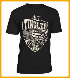 Its a TINGLER Thing - Shirts für singles (*Partner-Link)