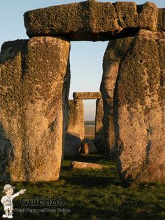 Stonehenge in Amesbury, Wiltshire  For more information visit - http://www.guiddoo.com/
