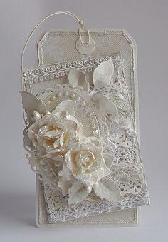 Gorgeous white on white