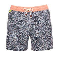 "TRAWANGAN ""Blue Daisy"" #gilisswimwear  #men #fashion #swimwear Discover it on www.gilis.com"