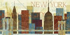 Hey New York - Wall Mural & Photo Wallpaper - Photowall