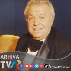 Alexandru Arșinel Romani, Tv, Television Set, Television