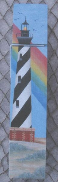 lighthouse painted on clothespin | Bear With Us, Inc - Your Quality, Affordable & Dependable Wood Source ...