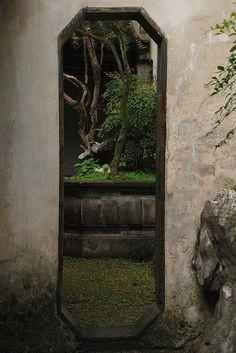 Lingering Garden, Suzhou.