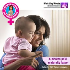 All confirmed women employees will be entitled to take maternity leave of up to 12 weeks immediately preceding the birth and 12 weeks immediately after the actual date of birth of the child. Payment of salary during maternity leave is at full pay.