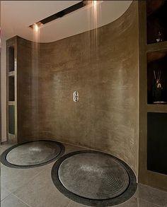 24 Ideas Home Bathroom Spa Shower Heads For 2019 Bathroom Spa, Bathroom Interior, Modern Bathroom, Dream Bathrooms, Beautiful Bathrooms, Spa Design, Saunas, Design Thinking, Bathroom Inspiration