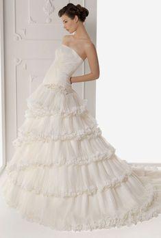 weddingdress-obsession:    Alma Novia