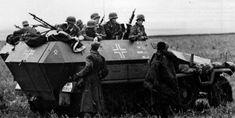 German Hanomag, WW2