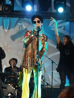 prince performs on jimmy kimmel live | current events | Flickr