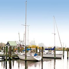 Virginia | The Perfect Beach Town: Cape Charles | SouthernLiving.com