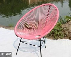 $89.99 for an Oasis Acapulco Chair – Available in Six Bold Colours