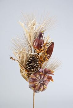 """Katherine's Collection The Gilded Seasons Collection Twelve 24"""" Holiday Autumn Picks Free Ship"""