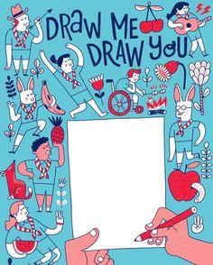 Draw me draw you