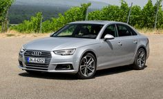 2017 Audi A4: The Early Returns Are Positive - Photo Gallery of Prototype Drive from Car and Driver - Car Images - Car and Driver
