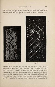 Copenhagen lace