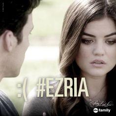#Ezria   Pretty Little Liars