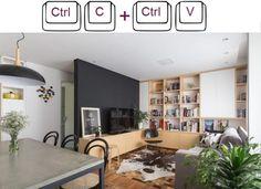 Ctrl C   Ctrl V: Apartamento Moderno
