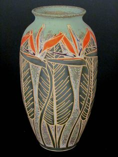 Pottery Precise Unique Vintage Studio/art Pottery Vase,hand Thrown,brown Glazes-9.5 Cm