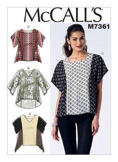 M7361   McCall's Patterns