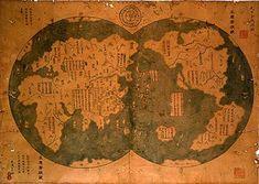 Nueva evidencia Controvertido antiguos chinos visitaron América 2500 Años - MessageToEagle.com
