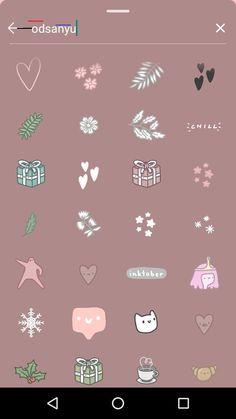 ideas for best friend for women Instagram Blog, Ideas De Instagram Story, Instagram Emoji, Instagram Frame, Creative Instagram Stories, Instagram And Snapchat, Instagram Story Template, Instagram Quotes, Snapchat Stickers