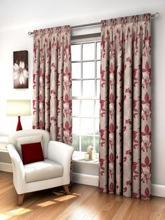 The Leading Online Retailer of Ready Made And Made To Measure Curtains In The UK With Great Ranges, Discounted Prices And Free Delivery Over Decorating Your Home, Interior Decorating, Interior Design, Sheer Curtains, Curtains Living, Made To Measure Curtains, Soft Furnishings, Bed Sheets, Window Treatments