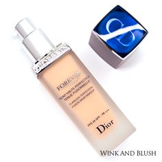 Diorskin Forever Flawless Perfection Fusion Wear Makeup SPF 25 Foundation Review & Swatches  #dior #beauty #beautyreview #swatches #makeup