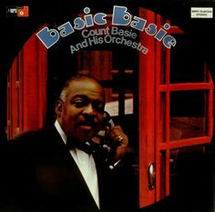 Basic Basie By: Count Basie and His Orchestra Very Good Condition. (Includes original artwork inserts, jewel case and Cd, all in very good condition. Count Basie, Jazz Blues, Music Albums, Orchestra, Vinyl Records, Collection, Band